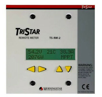 Morningstar TS-RM-2 TriStar Remote Digital Meter for TriStar Controllers