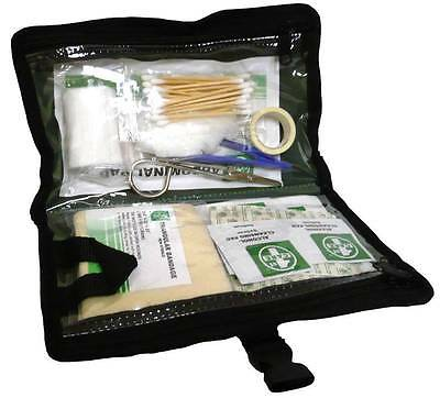 Emergency Medical Bag First Aid Kit Pack Travel Survival Treatment 57 Pieces