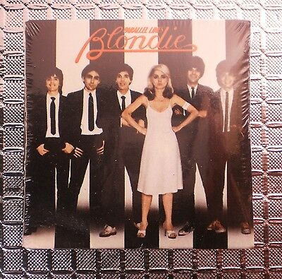 Blondie Chu Bop Parallel Lines sealed new old stock NOS