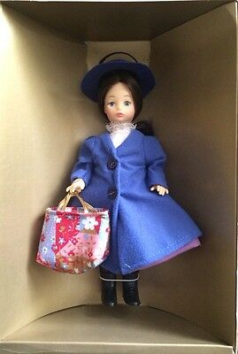 Vintage 70's Disney's Mary Poppins 8 inch Doll by Horseman in box