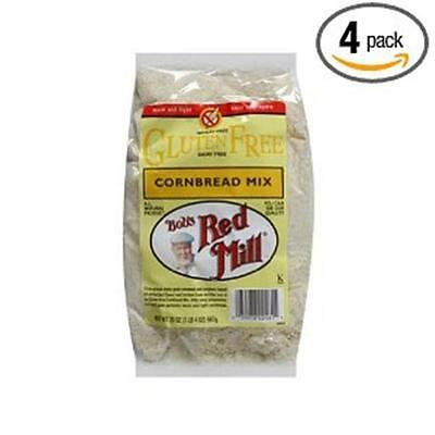 Bobs Red Mill 21191 Cornbread Mix Gluten Free