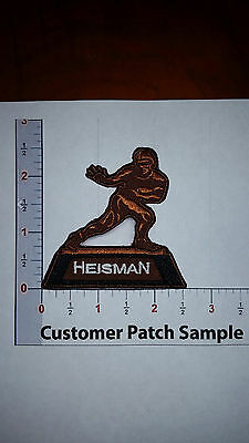 Heisman Trophy Patch