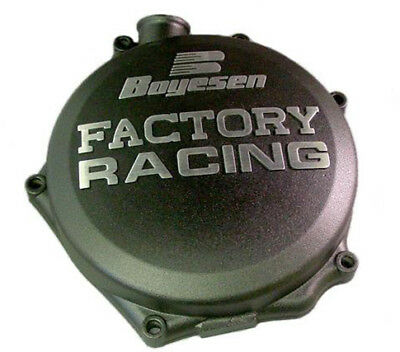 Boyesen Factory Racing Black Clutch Cover CC-27AB 0940-0682 OEM Replacement