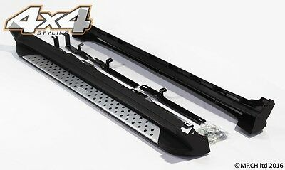 For Nissan X-Trail 2014+ Side Steps Running Boards Set for X Trail
