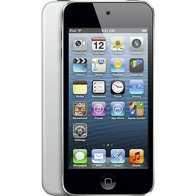 Apple iPod Touch 16GB 5th Generation - Black/Silver (ME643LL/A) NEWEST MODEL