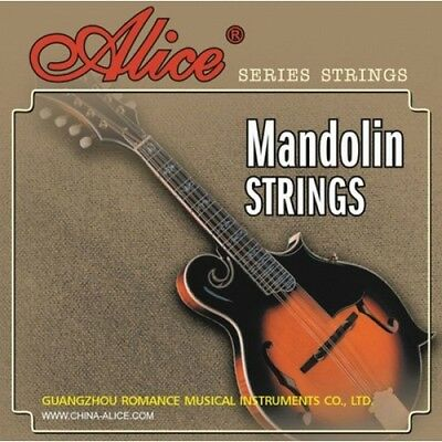Alice AM03 Mandolin Strings - Muta corde per mandolino