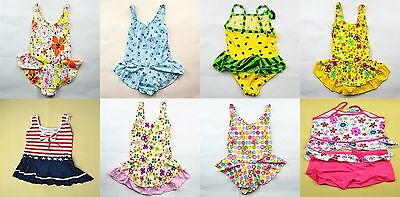 Multiply different styles - Girls Kids Swimsuit Costumes Swimwear Surfing Baby