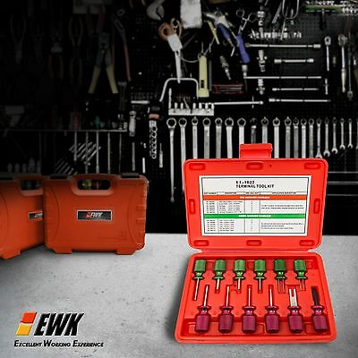Connector Wire Terminal Block Tool Remover Set