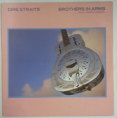"""Dire Straits Brothers In Arms Maxisingle 12"""" UK 1985"""