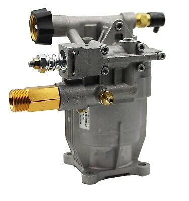 "PRESSURE WASHER PUMP for Powerstroke PS80903A w/ 7/8"" Horizontal Short Shaft New"