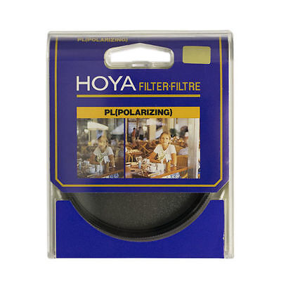 Hoya 77mm 77 mm Linear Polarising Polarizing Polariser PL Camera Lens Filter