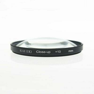 37mm Close-Up x10 Macro Lens Filter  for Nikon Canon SLR DSLR Camera