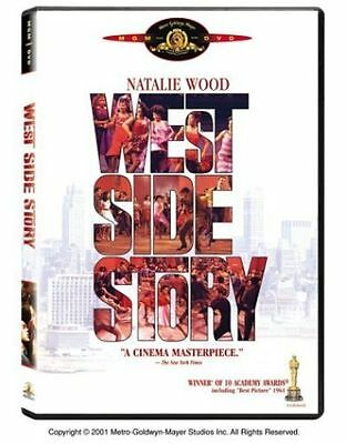 West Side Story (DVD, 2003, Single Disc Version; Holiday O-Ring)