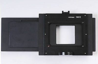 Contax 645 Digital Back For Horseman 612 Lens Adapter
