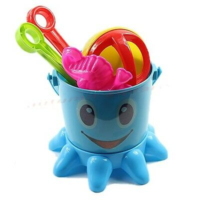 Lovely Kids Cute Child Beach Toy Large Hourglass Sand Tools Baby Bath Toys Set