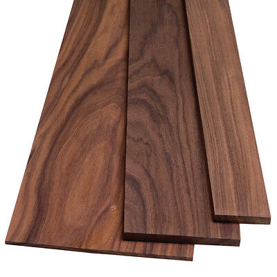 """Bolivian Rosewood by the Piece, 1/4"""" x 1-1/2"""" x 48"""""""