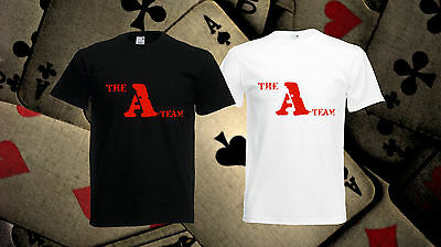 The A-Team t-shirt A Team tshirt Gift Novalty ateam t shirt *Free UK Delivery*