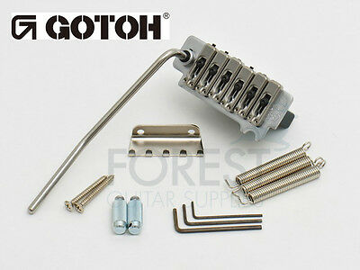 GOTOH WILKINSON VS-100N Tremolo Bridge Chrome VS100N-Puente vibrato cromado