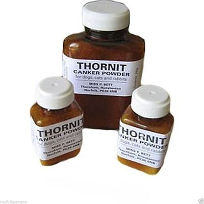 Thornit Ear Powder- Relief From Ear Mites- Dogs, Cats & Rabbits- 100G