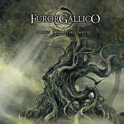 FUROR GALLICO - Songs From The Earth - CD DIGIPACK