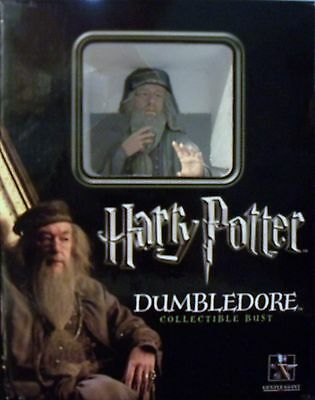HARRY POTTER DUMBLEDORE (Michael Gambon) Bust - Only 1500 made  !!!