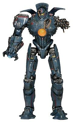 "Pacific Rim 7"" Deluxe Action Figure Series 5 Anchorage Attack Gipsy Danger NECA"