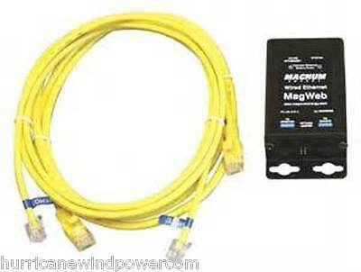 Magnum ME MW E | MagWeb Ethernet - Web Monitoring Kit