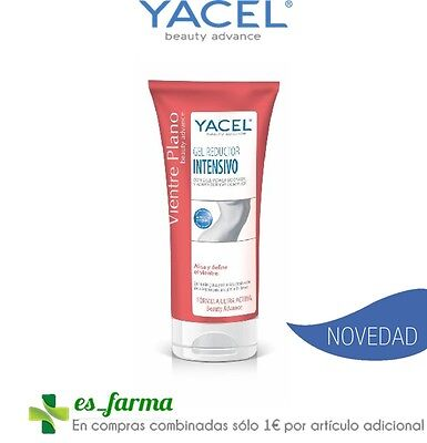 Yacel Beauty Advance Vientre Plano Gel Reductor Reafirmante 200 Ml