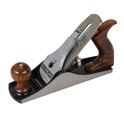 Hand Plane No 4 Hand Tools Wood Woodwork Carpentry Planer Finishing Brass Screws