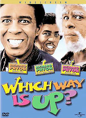Which Way is Up? (DVD, 2002), Richard Pryor / PLAYS PERFECT