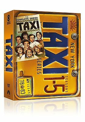 Taxi: The Complete Series (DVD, 2014, 17-Disc Set)
