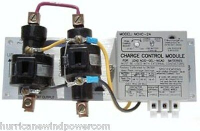 Flexcharge NCHC2435 | 24 Volt  35 Amp Solar and Wind Charge Controller
