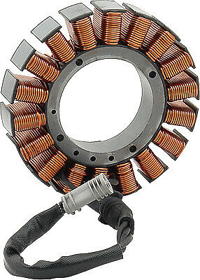 Accel 50 Amp 3-Phase Motorcycle Stator for Harley-Davidson 152115 21-0706