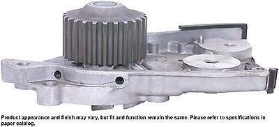 Engine Water Pump-Water Pump Cardone Reman fits 95-02 Kia Sportage 2.0L-L4