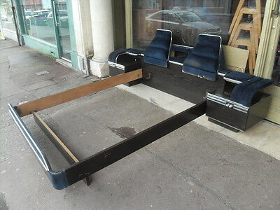 Retro 1970's Double Bed  / Motor Car Themed Bed