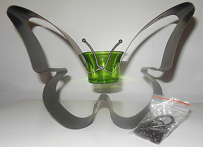 PARTYLITE - METAL BUTTERFLY VOTIVE HOLDER - P90702 -  RETIRED - NEW  IN BOX