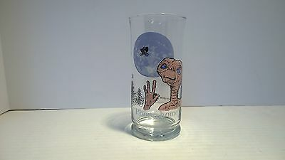 "Vintage ET ""Phone Home"" Collector Series 1982 Limited Edition Glass EUC"