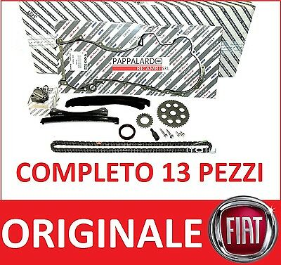 Kit Distribuzione A Catena Originale Fiat Punto 2 (188) 1.3 Jtd Multijet