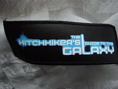 The Hitchhiker's Guide to the Galaxy Patch ~ New
