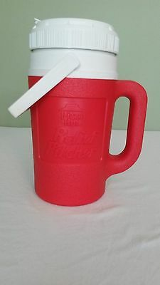 Vintage Pizza Hut Relief Pitcher Igloo 1/2 gallon Thermos
