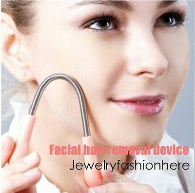 Facial Hair Epicare Spring Remover Epistick Threading Epilator Tool Removal HG