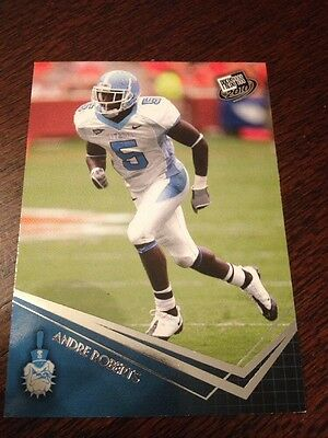 (8) The Citadel Bulldogs Sports Cards! Andre Roberts