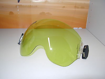 Hgu 55/g Visor / Amber Lens High Contrast    Germany Air Force
