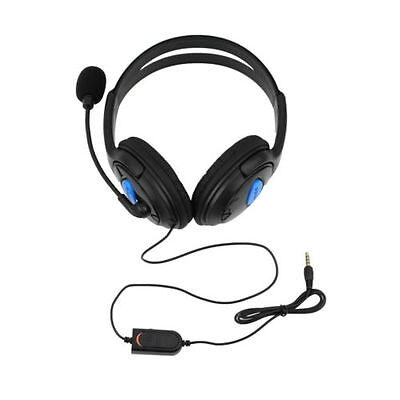Gaming Headset Mic Microphone for PlayStation 4 Wireless Controller PS4 PC