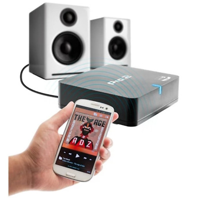 Pro2 BMR3X Bluetooth Music Receiver - Playback From Smartphone or Tablet