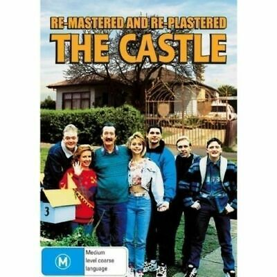 The Castle - Remastered (DVD, 2008) R4