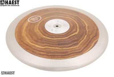 VINEX High Class Competition Discus ROCK Hollow Wood 1.00 KG and 2.00 KG