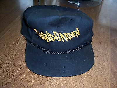 SOUNDGARDEN-BASEBALL CAP/HAT-20 PLUS YEARS OLD