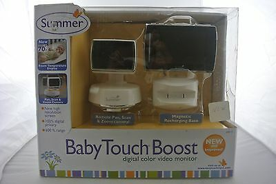 Summer Baby Touch Boost Digital Color Video Monitor Free Shipping