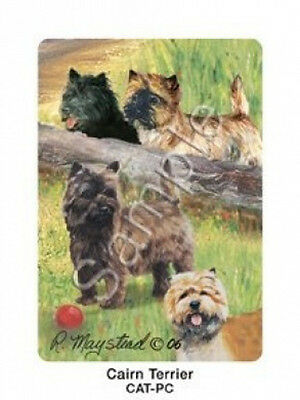 Ruth Maystead Dog Playing Cards Cairn Terrier Deck Pack Poker